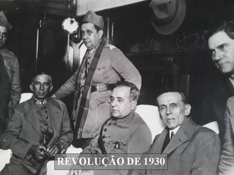 Rodrigo Gutenberg Revolução de 1932